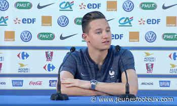 OM : Florian Thauvin, super nouvelle pour l' Olympique de Marseille ! - Jeunesfooteux