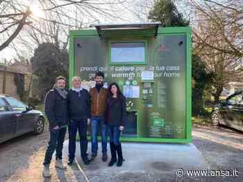 A Molinella il distributore automatico di biomasse sfuse (DAb) si riconferma un ottimo investimento - Press Release - Emilia Romagna - Agenzia ANSA