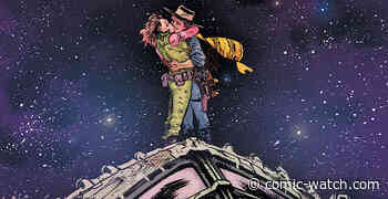 NEWS WATCH: Torn Between Love and Duty in Joss Whedon's FIREFLY #15 - Comic Watch