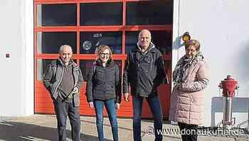 Gungolding: Eric Damster auf Gemeinderundgang - Parteiunabhängiger Bürgermeisterkandidat in Walting stellt sich bei mehreren Terminen vor - donaukurier.de