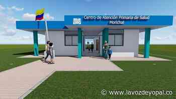 Comunidad de Santa Fe de Morichal tendrá nuevo centro de salud, según lo anunció la Administración de Yopal - Noticias de casanare - La Voz De Yopal
