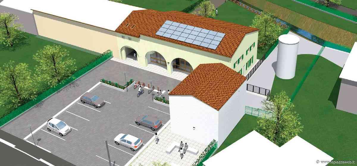 Nuovo look per la biblioteca di San Giorgio delle Pertiche - La Piazza