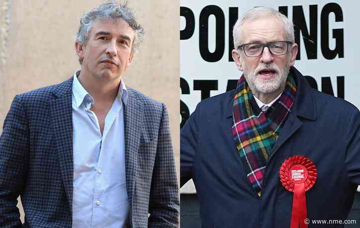 "Steve Coogan reflects on Jeremy Corbyn's election defeat: ""It was a personality thing"""