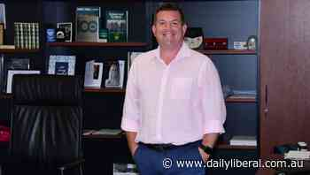 Dubbo MP Dugald Saunders says he supports a drug court for region - Daily Liberal