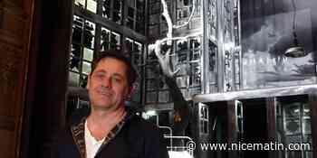 Le directeur du festival d'Avignon Olivier Py présente un spectacle à l'opéra de Nice