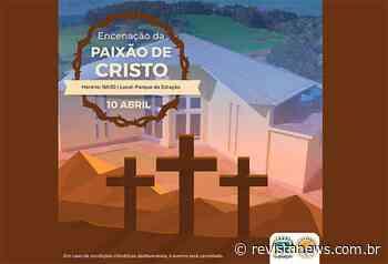 Voluntários para a Encenação da Paixão de Cristo de Carlos Barbosa - Revista News