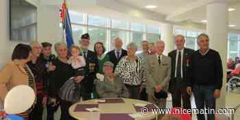 Un héros de guerre, laissé pour mort sur le champ de bataille, fête ses 100 ans à Villeneuve-Loubet