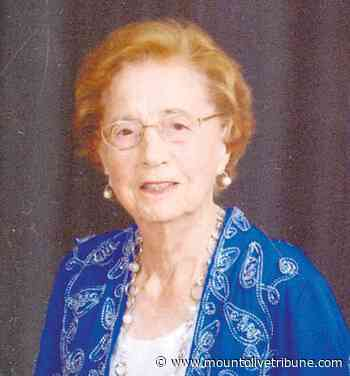 Martha Katherine Troutman Grimes - Mount Olive Tribune