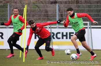 VfB Stuttgart - So steht es um Holger Badstuber und Marcin Kaminski - Stuttgarter Zeitung