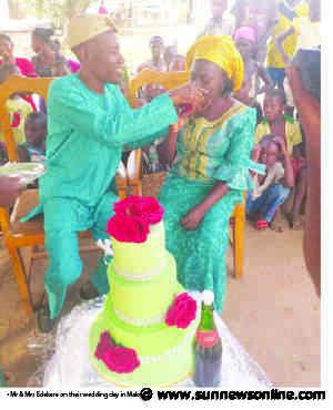 Love goes blind in Makurdi - Daily Sun