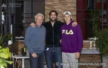 Jeremy Chardy: Bjorn Borg is one of the most humble & discrete people I have met - Tennis World USA