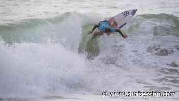 Dans les pas de Johanne Defay à Hossegor - Surf Session - Surf Session