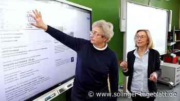 Schulen in Solingen sind bald alle im schnellen Netz