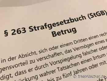 Neustadt an der Aisch: +++ Betrugsdelikte +++ - Fränkischer.de