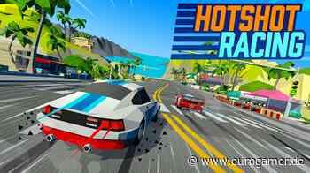 Wie aus der Spielhalle: Sonic & All-Stars Entwickler Sumo Digital macht das prachtvolle Hotshot Racing - Eurogamer.de