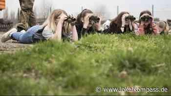 Girls Day bei der Luftwaffe: Schule einmal anders - Lokalkompass.de