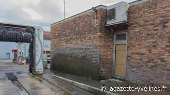 Ils en avaient après la caisse de la station-service - La Gazette en Yvelines