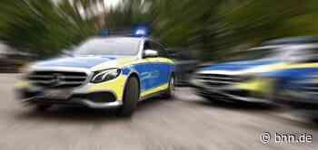 Umgestürzte Bäume blockieren Straßenbahnen zwischen Ettlingen und Bad Herrenalb - BNN - Badische Neueste Nachrichten