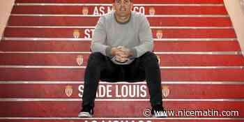 Son projet, son enfance, sa vision du foot... L'entraîneur de l'AS Monaco Robert Moreno a accordé sa première interview à Nice-Matin