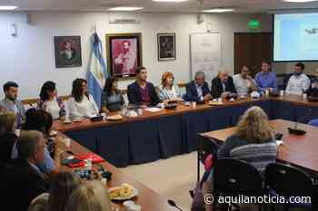 Reconocen a jóvenes de Jose C. Paz en la Cámara de Diputados de la Nación - Aquí La Noticia