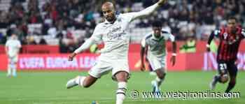 Bordeaux - Nice : Jimmy Briand forfait - WebGirondins