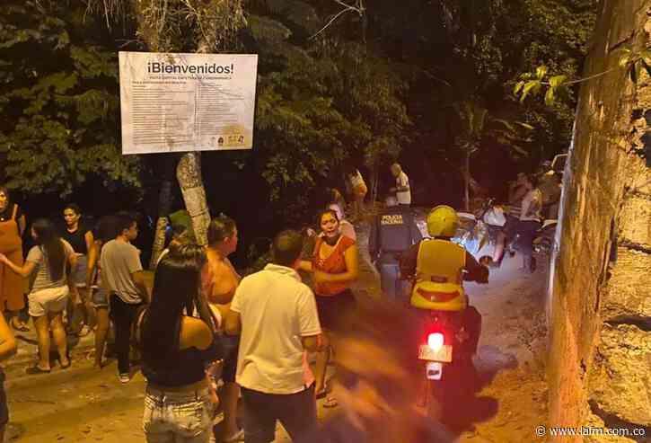 Un muerto y cinco personas rescatadas tras emergencia climática en Viotá - La FM