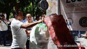 Lislique y Anamorós canjean 22 toneladas de desechos por alimentos | Noticias de El Salvador - elsalvador.com