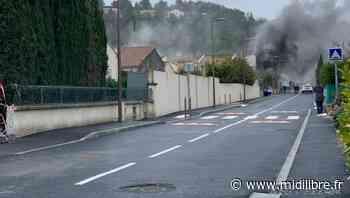 Hérault : un incendie s'est déclaré dans un parking souterrain à Grabels - Midi Libre