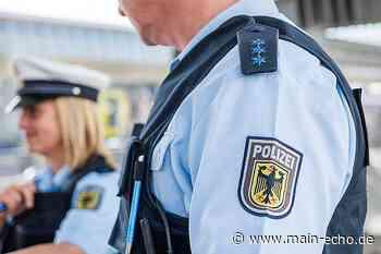 Polizeibeamte angegriffen und mit Holzkeil beworfen in Kleinostheim - Main-Echo