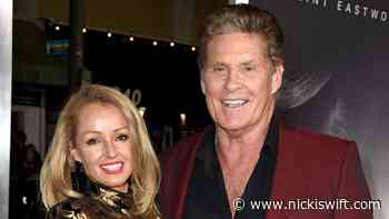 The truth about David Hasselhoff's much younger wife Hayley Roberts - Nicki Swift