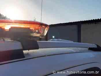 Família é feita refém em Vargem Alta e criminosos são detidos após fuga - Jornal Folha Vitória