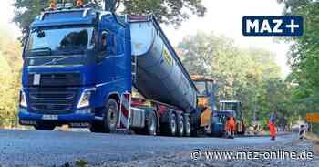 Treuenbrietzen - Anlieger über viele neue Straßenprojekte zu informieren - Märkische Allgemeine