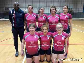 match Pré-National Féminin : CSAD-CHATELLERAULT / MJC LES FLEURS DE PAU Gymnase de la marronnerie Châtellerault 15 février 2020 - Unidivers