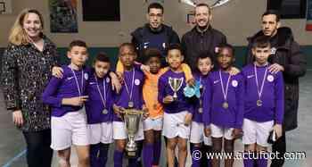 Le FC Les Lilas fait coup double à la Fontenay Cup Futsal - Actufoot