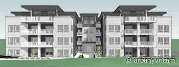 Four homes make way for 40 condominiums in Norquay Village - urbanYVR