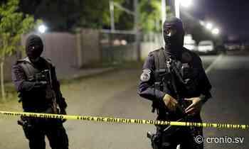 Pandilleros pierden la vida tras enfrentamiento armado con agentes policiales, en Moncagua, San Miguel - Diario Digital Cronio de El Salvador