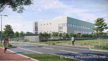 Des capitaux 100 % français pour les futurs data centers d'Aubergenville - CFNEWS Immo