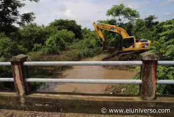 Se reanuda conexión vial en recinto de cantón Pedro Carbo, tras inundaciones por lluvias - El Universo