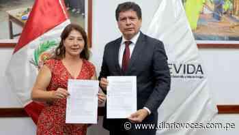 Devida financiará capacitación a 510 familias de Uchiza - Diario Voces