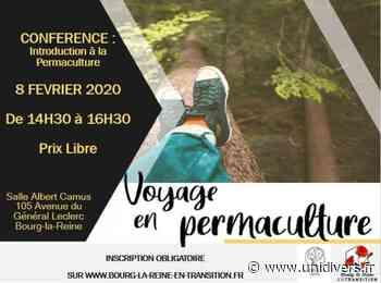 Voyage en permaculture espace Kessel Bourg-la-Reine 8 février 2020 - Unidivers
