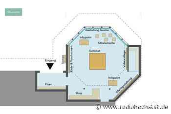 Tourist-Info Bad Driburg wird Show Room - Radio Hochstift