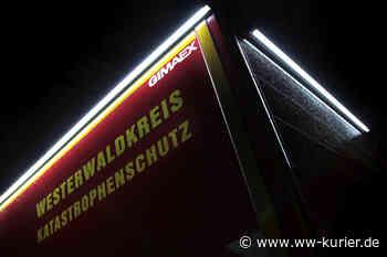 Großflächiger Stromausfall im Westerwaldkreis - VG Hachenburg, Bad Marienberg, Rennerod, Westerburg, Wallmerod betroffen - WW-Kurier - Internetzeitung für den Westerwaldkreis