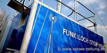 Funklochjagd: Putbus bleibt vorerst auf der Strecke - Ostsee Zeitung