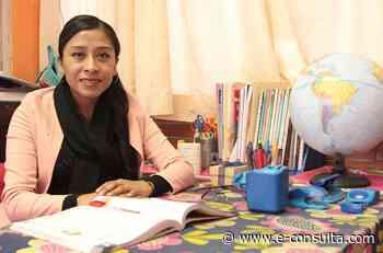 Líder sancionará a maestras de Tlaxcalancingo que falten el M9 - e-consulta