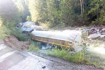 Trucking company fined $175K for Kootenay creek fuel spill - Maple Ridge News