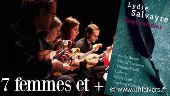 7 femmes et + Atrium Cormeilles-en-Parisis 7 mars 2020 - unidivers.fr