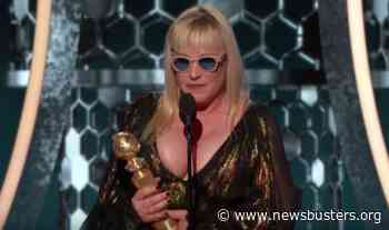 Patricia Arquette to Followers: Cause 'Economic Shut Down,' '#RESIST' - NewsBusters