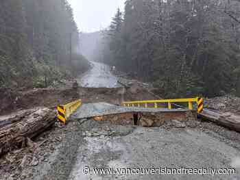 Area officials call for urgent response to Bamfield Road issues - vancouverislandfreedaily.com