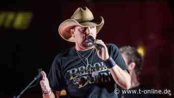 Country-Superstar - Promi-Geburtstag vom 28. Februar 2020: Jason Aldean - t-online.de