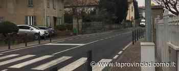 Luisago, altro incidente in via Volta. «La strada non è sicura». - La Provincia di Como